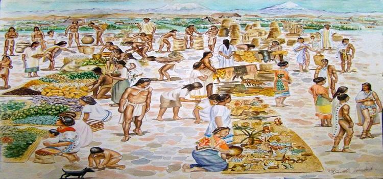 Economía en La Cultura Maya
