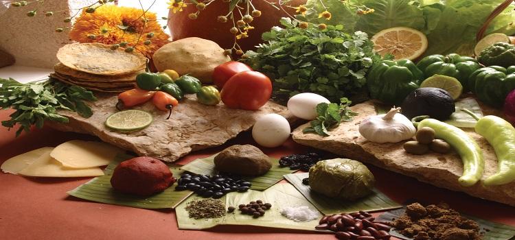 Gastronomia en La Cultura Maya