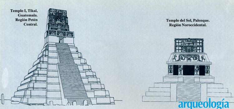Arquitectura de La Cultura Maya