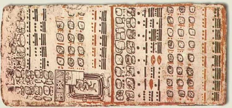 Matematica en La Cultura Maya