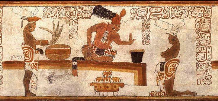 Medicina en La Cultura Maya